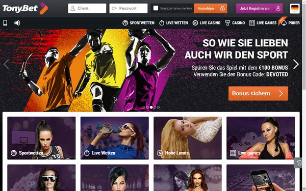 tonybet-webseite